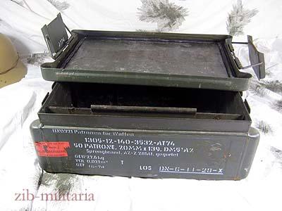 BW 20mm Flak Mun-Kiste