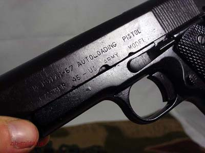 US Colt 1911 Government