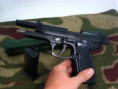 Beretta 92 F Pistole